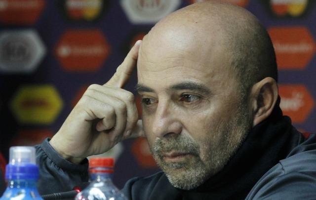 Jorge Sampaoli señaló que la táctica no va a variar.