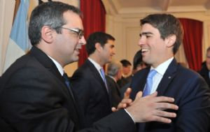 La Cámara Federal de La Plata ratificó a Laureano Durán.