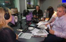 Jorge Namur y Marta Vidal evacuaron las dudas de los oyentes.