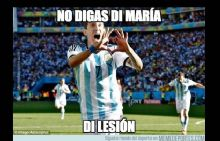 Los ocurrentes memes que dejó el partido entre Argentina y Chile.
