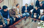 Scioli y otros dirigentes nacionales festejaron en La Rioja.
