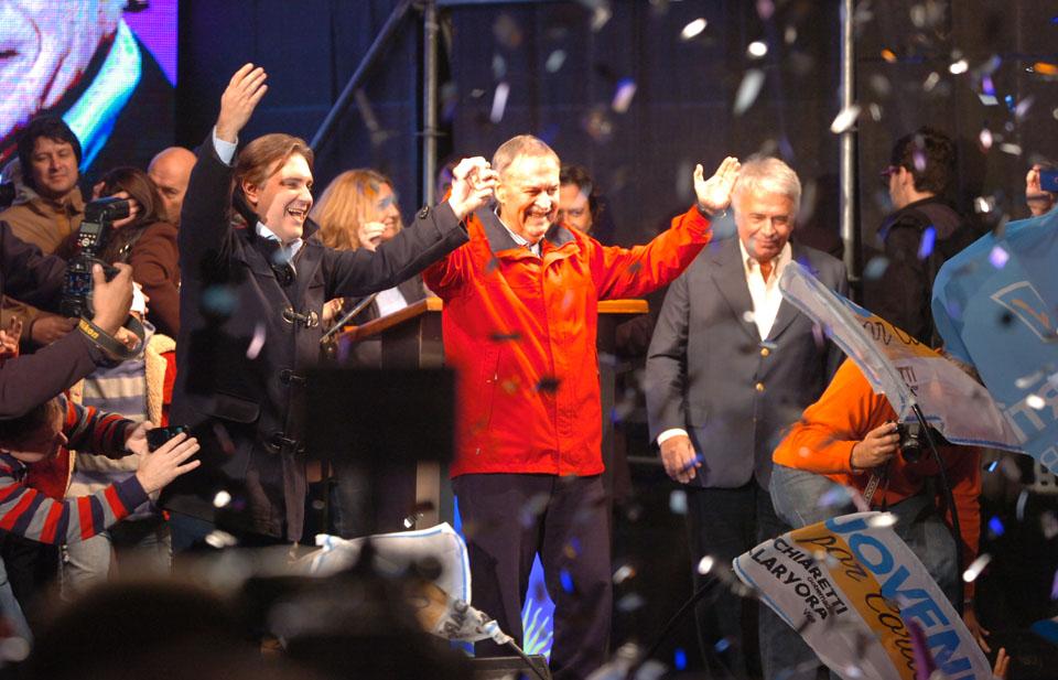 Schiaretti volverá a ser gobernador de Córdoba.