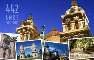 La Catedral, el Arco de Córdoba, la Plaza del Fundador, La Cañada íconos de la ciudad