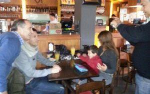 Messi es propietario del bar VIP de Rosario.