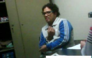 ''Guille'' Cantero reconoció un crimen en un video.