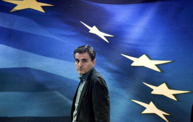 El nuevo ministro de Economía de Grecia, Euclid Tsakalotos.