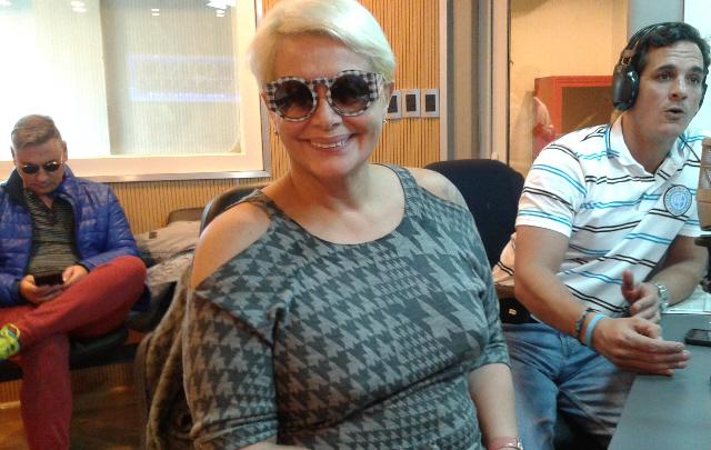 Carmen Barbieri visitó los estudios de Cadena 3 y adelantó detalles de su show.