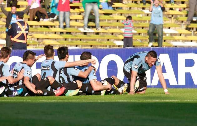 Belgrano ''remó'' la victoria.
