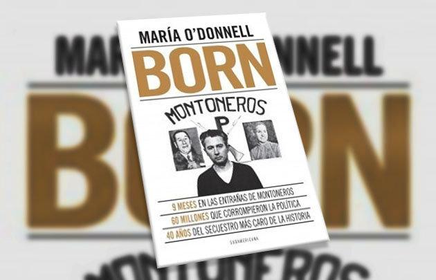 ''Born'', el nuevo libro de María O'Donnell.