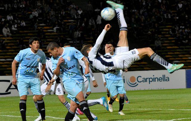 Talleres empató con Gutiérrez en el Kempes.