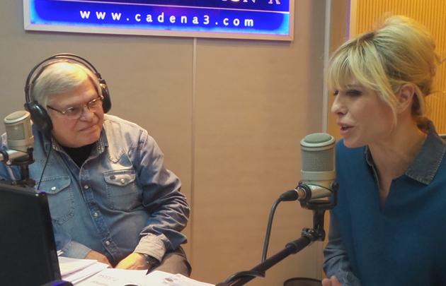 Karina Rabolini en Viva la Radio.