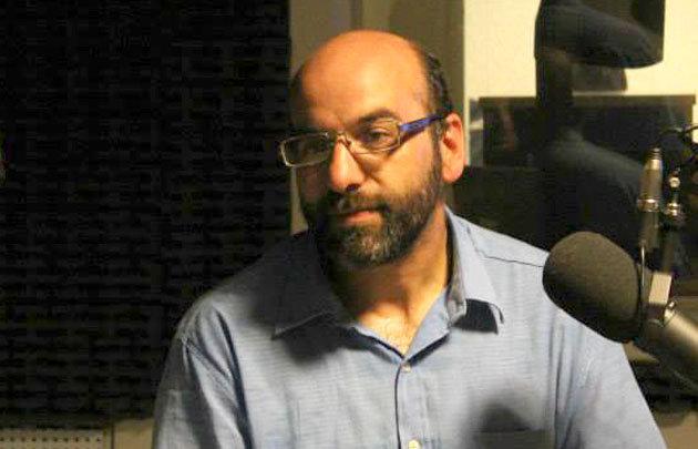 """Mariano Orbelin denunció arrestos por """"portación de rostro""""."""