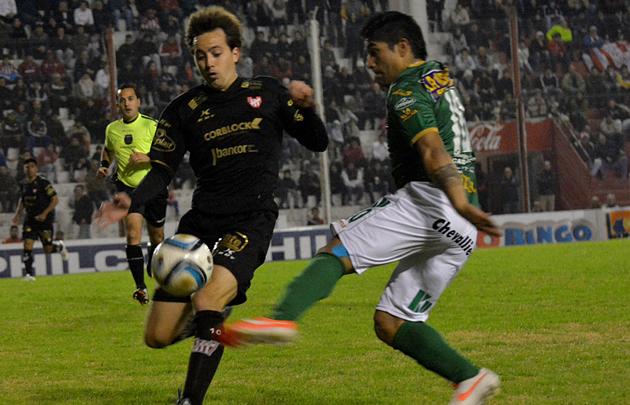 Instituto - Ferro irá con TV de TyC Sports Play