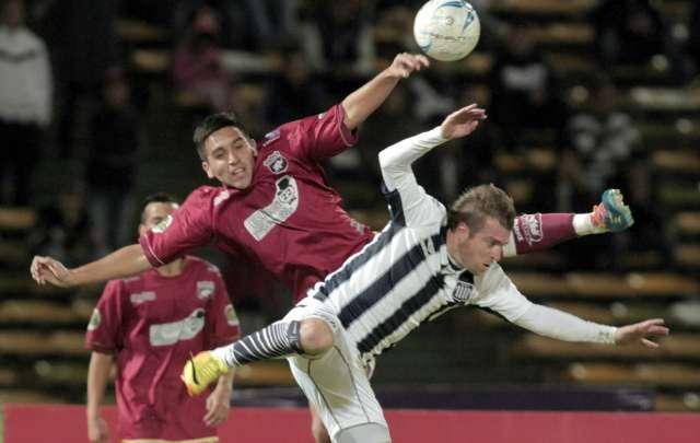 Talleres igualó 1 a 1 a Defensores de Belgrano.
