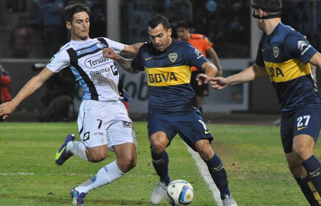 Carlos Tevez será una de las principales cartas que presentará Arruabarrena.