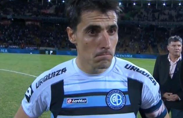 Para el capitán del Pirata, Boca se llevó demasiado de Córdoba.