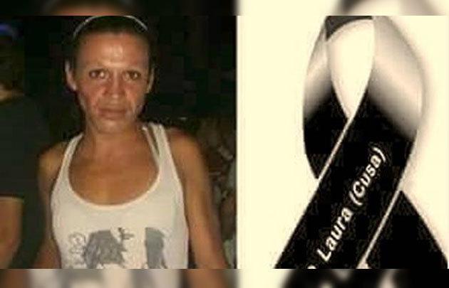 Laura Moyano fue brutalmente asesinada.