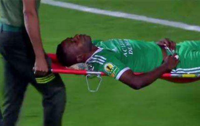 Rodi N' daye podría quedar cuadripléjico tras la lesión.