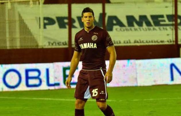 Barisone debía presentarse hoy a entrenar en Lanús. (Foto: Archivo)