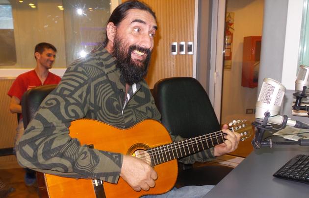 Hugo Varela en Viva la Radio.