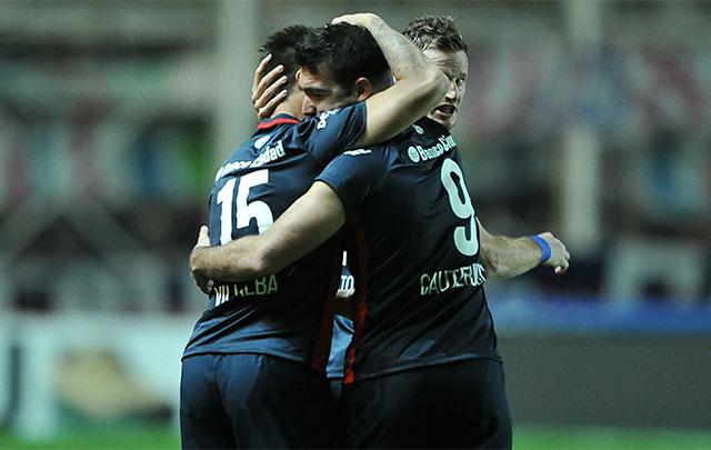 San Lorenzo le ganó por la mínima ''el Lobo'' platense.