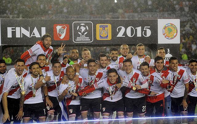 El flamante campeón de la Copa Libertadores jugará en Japón el Mundial de Clubes.