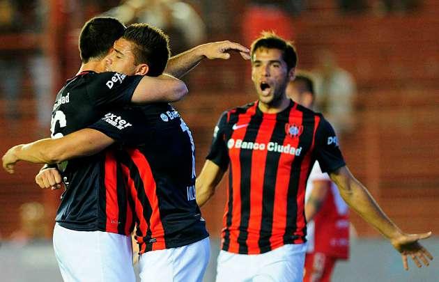 San Lorenzo venció a Argentinos por 3 a 2.