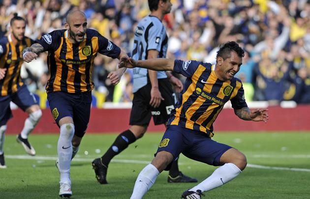 Belgrano no pudo con Rosario Central.