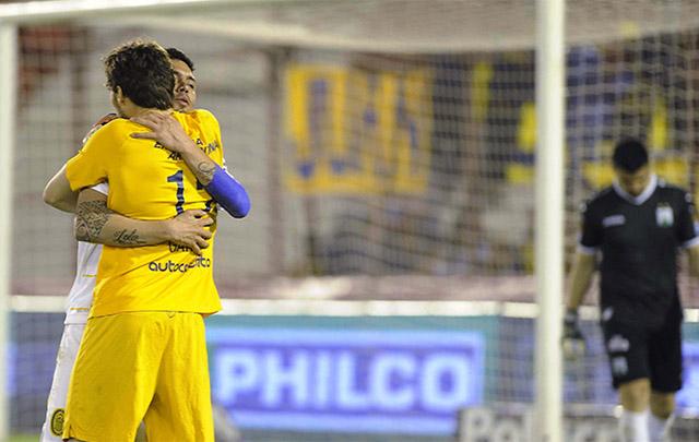 Central superó a Ferro por penales y sigue en la Copa Argentina.
