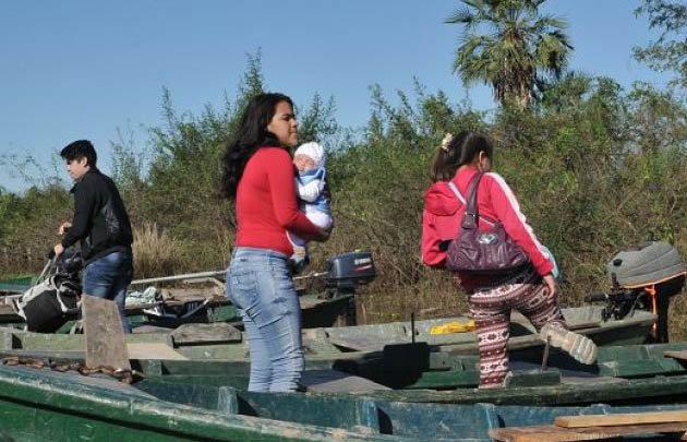Para cobrar plan paraguayas cruzan a dar a luz en Argentina