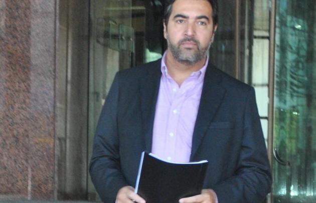 El diputado provincial por la UCR Martín Hernández (lamaanaonline-lkb.com)
