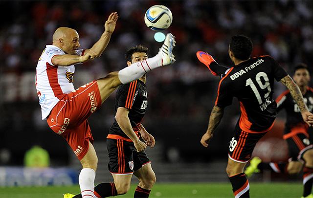 """El """"Millonario"""" no gana hace tres partidos."""