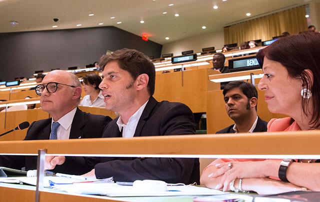 La ONU aprobó el planteo de Argentina para frenar a buitres