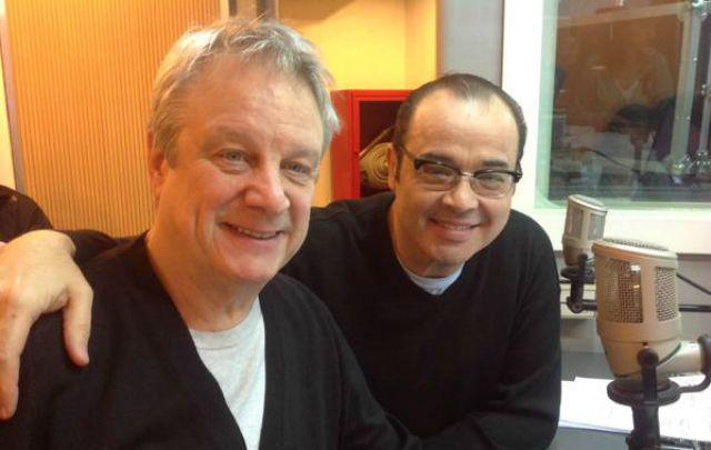 Jorge Marrale y Jorge Suárez protagonizan la obra ''El Crédito''.