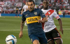 Boca no pondrá en cancha a Carlos Tevez, convocado por Martino.