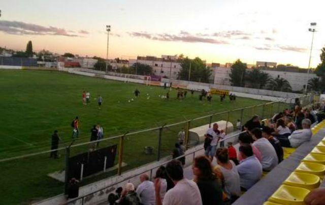 El estadio Onofre Pirrone, el escenario del partido de Talleres.