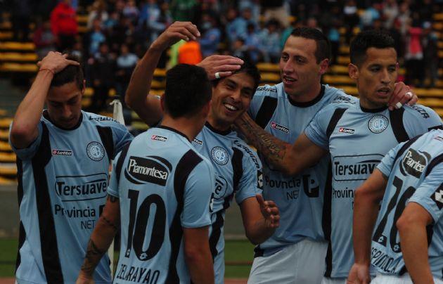Belgrano abrirá la serie de la liguilla pre-Libertadores.