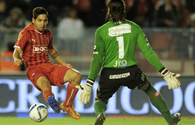 Independiente eliminó a Belgrano en el estadio Libertadores de América.