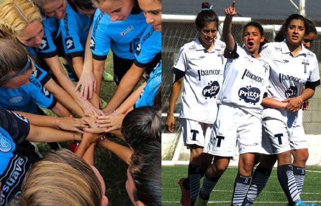 Belgrano y Talleres disputarán la final del fútbol femenino.
