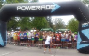 Este sábado se realizó una nueva edición de la Maratón Víctor Brizuela.