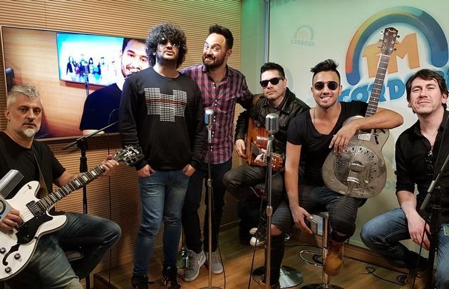 Los Mentidores en el Espacio Acústico de FM Córdoba
