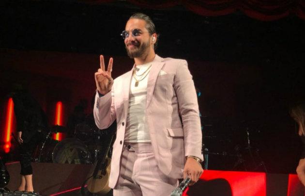 Maluma entra con al TON TEN con ''Mala Mia'' y ''Amigos con Derecho''.