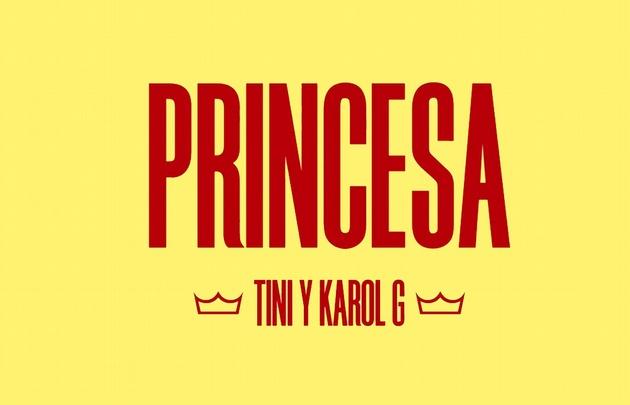 Princesa ingresa al #TopTen del #HitParade en el puesto 10.