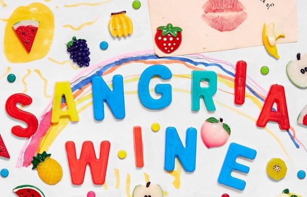 ¡'Sangría Wine' es el nuevo ingreso de esta semana al #TopTen!