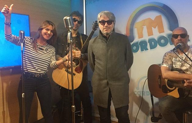 ''Estelares'' vuelve a Córdoba a presentar ''Las Antenas'', su último disco.
