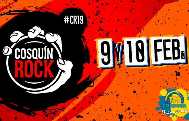 Se largó la edición número 19 del Festival de Rock de las sierras cordobesas.