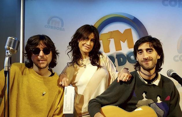 La banda comenzó en Rosario y luego se fue expandiendo al resto del país.