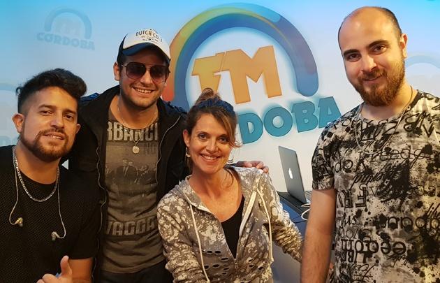 ''Planeador V'' pasó por el Espacio Acústico de FM Córdoba.