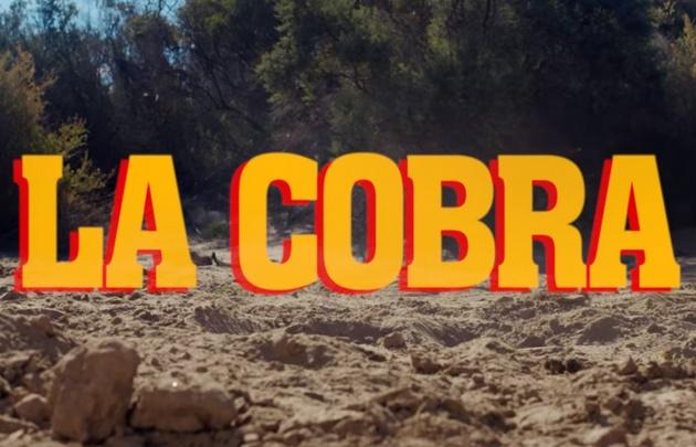 La Cobra ya superó las 10 millones de reproducciones.