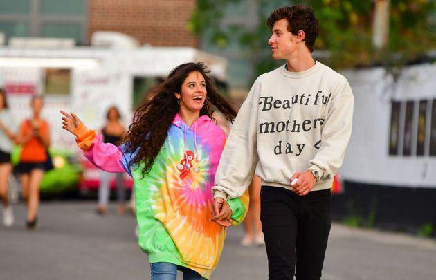 Blanquearon su relación en el cumpleaños número 21 de Shawn Mendes.